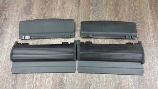 Шторки для заднего дивана BMW7 Е65