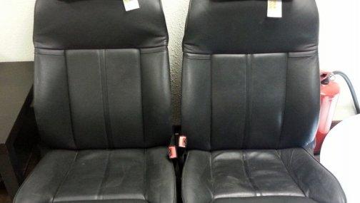 Передние сидения (Комфорт) BMW 7 E65