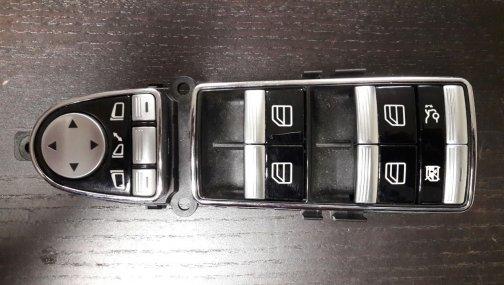 Блок кнопок Mercedes W221 S-class A21 68202410