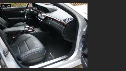Mercedes S-klasse (W221) AMG long
